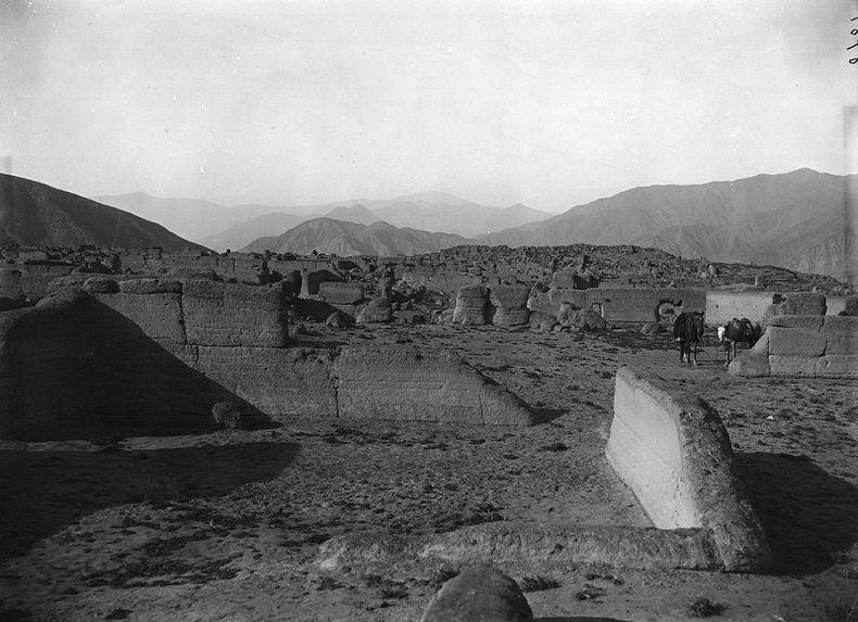 Ruines de Cajamarguilla