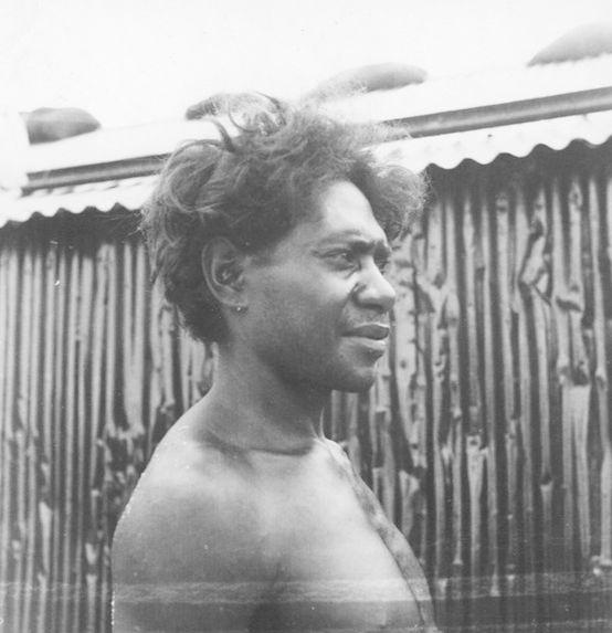 Type canaque de Santo Saraundu