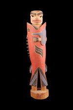 Statuette anthropo-zoomorphe