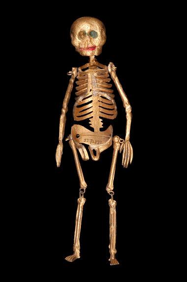 Miniature : squelette