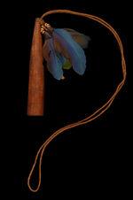 Trompe latérale (perce conique)