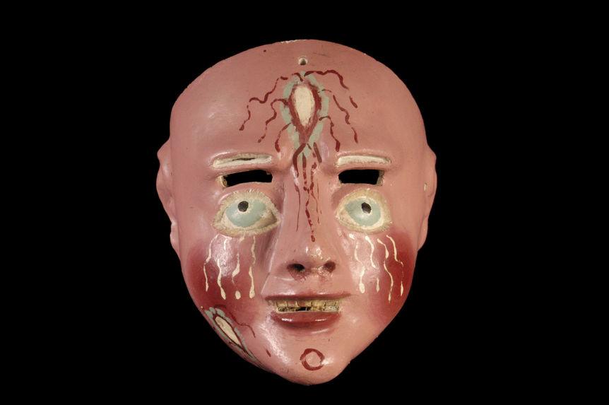 Masque de chuncho