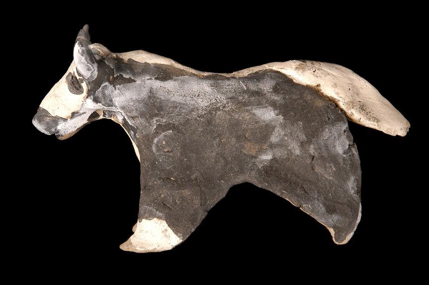 Figurine représentant un bovidé