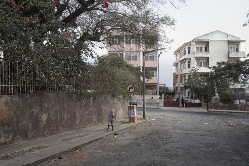 Corner of Almeida Ribeiro and Patrice Lumumba Avenue, Maputo, Mozambique, 2007