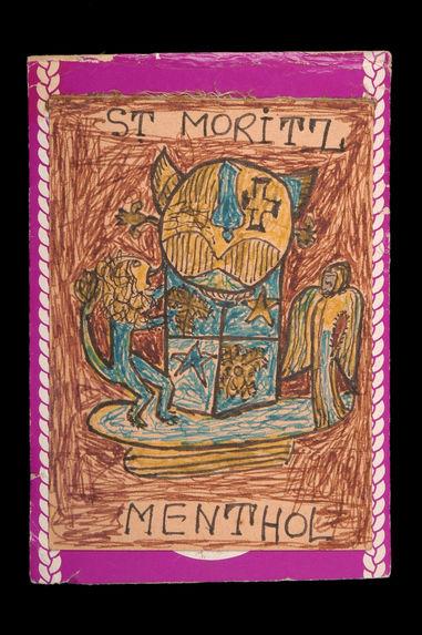 Dessin : St Moritz Menthol