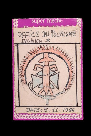 Dessin : Office du tourisme ivoirien