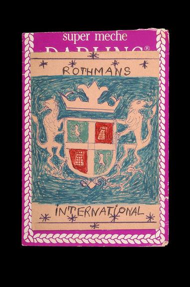 Dessin : Rothmans International