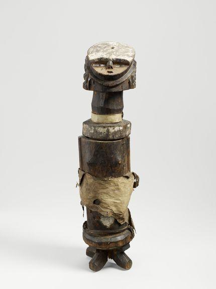 Boîte-reliquaire anthropomorphe