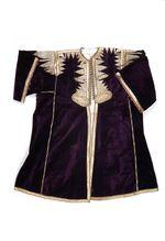 Robe d'apparat