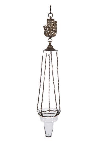 Lampe commémorative pour la synagogue