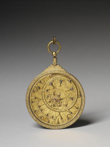 Astrolabe planisphérique