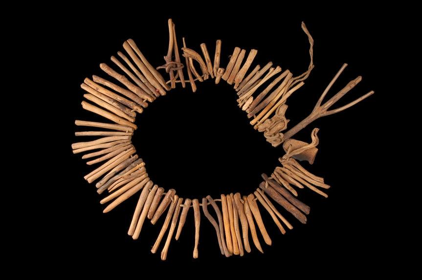 Collier à talismans