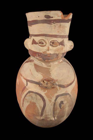 Vase anthropomorphe