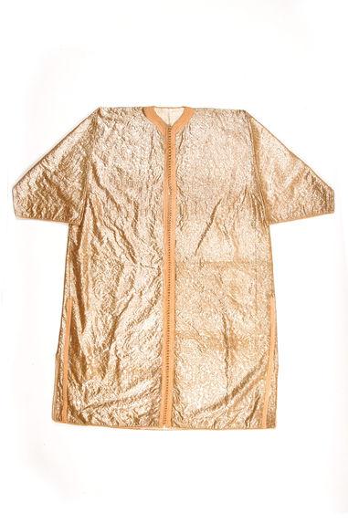 Costume de citadine : robe de dessous
