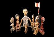 Marionnettes anthropomorphes
