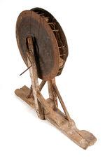 Outil du cordier : roue