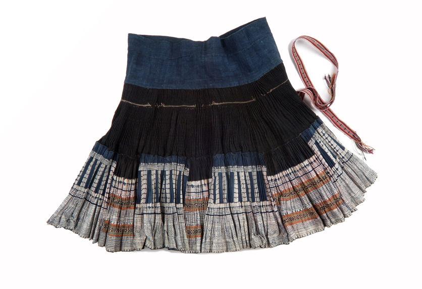 Costume de femme: jupe