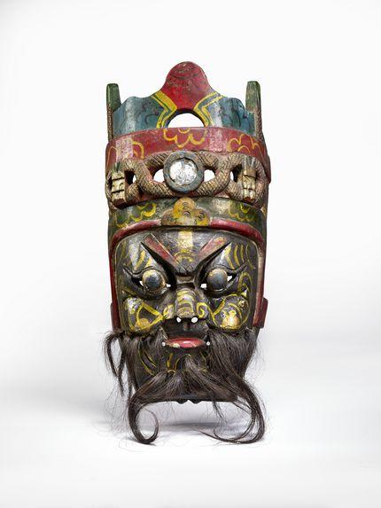 Masque du Dixi : Pang De