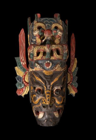 Masque du Dixi : Su Baotong