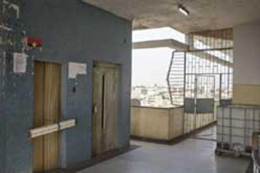 Apartment building, Luanda, Angola, 2007