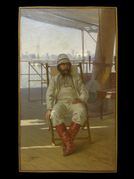 Portrait de Monsieur Lebon père