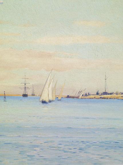 Le Canal de Suez : Kabret