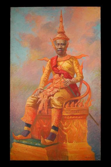 Sa majesté Sisowath 1er