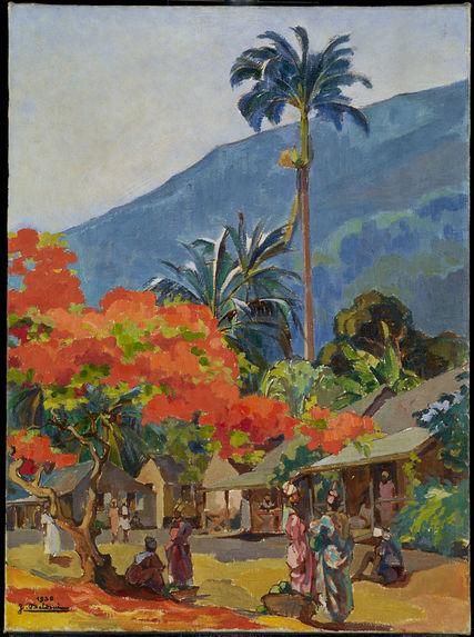 Le flamboyant - Martinique