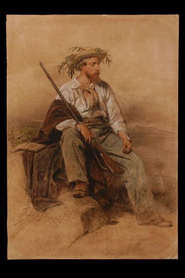 Portrait de Charles Giraud