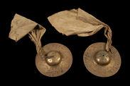 Paire de cymbales