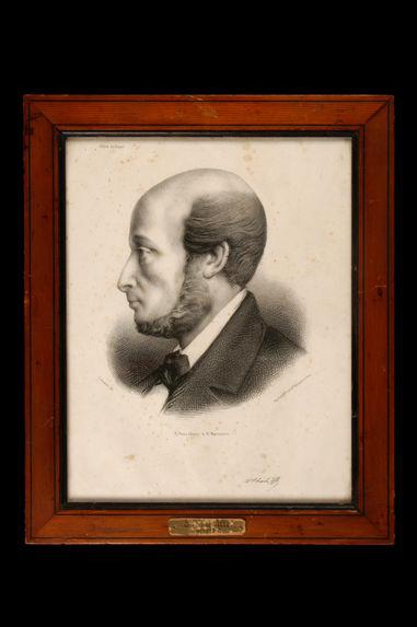 Sans titre [Portrait de Victor Schoelcher]