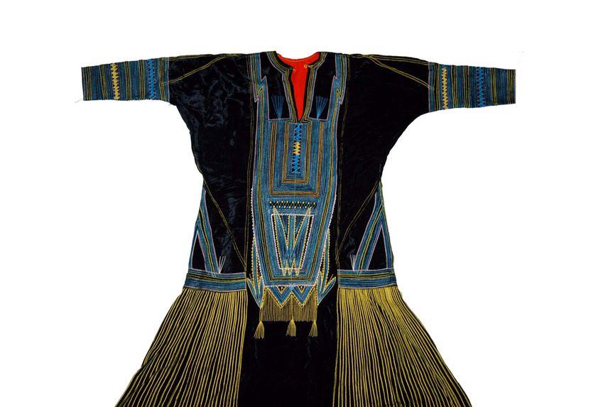 Robe de bédouine