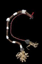 Elément de costume de chamane : pendant