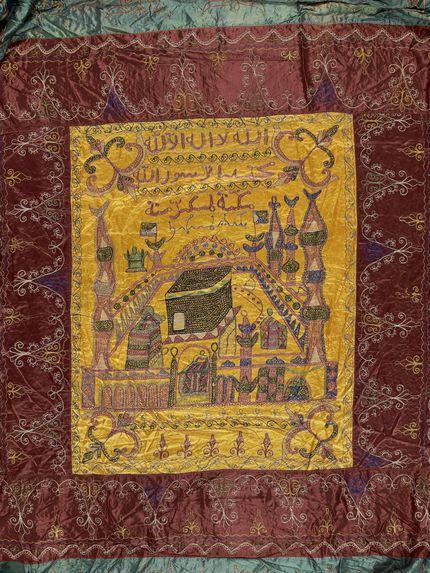 Baldaquin cérémoniel