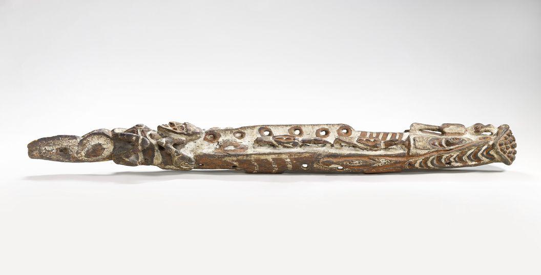 Crocodile, emblème de clan
