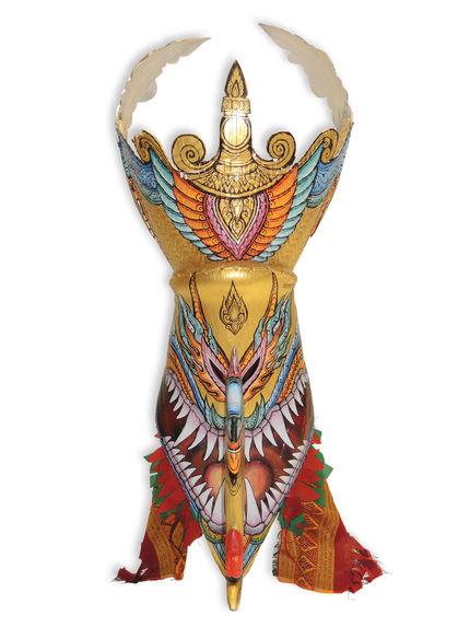 Masque de génie tutélaire (Phi ta khon)