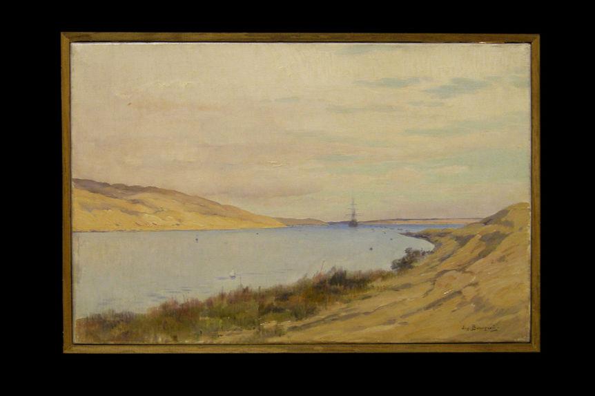 Le Canal de Suez : Le serapeum