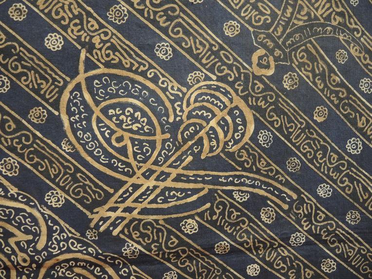 Batik talismanique