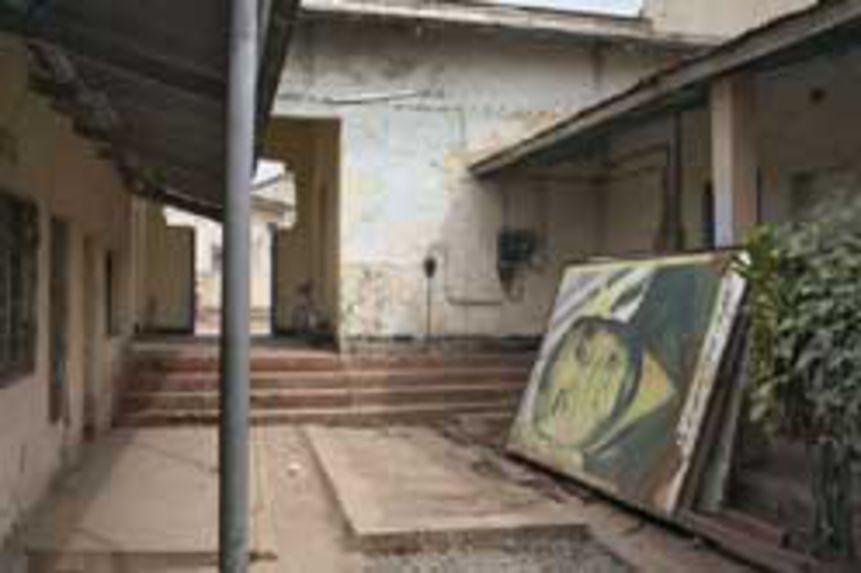 Likasi, DR Congo, 2007
