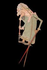 Figure de wayang kulit : Pandita Sokalima
