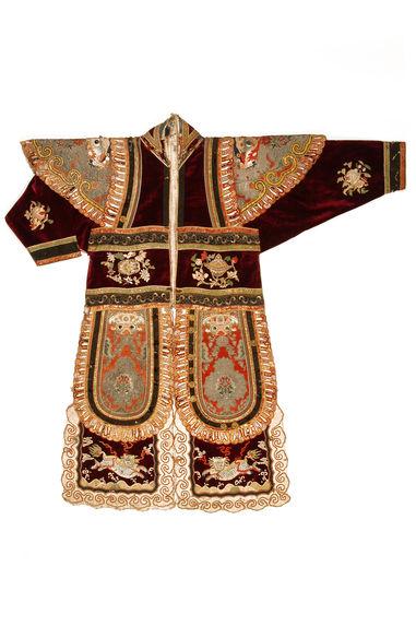 Costume de théatre, cuirasse