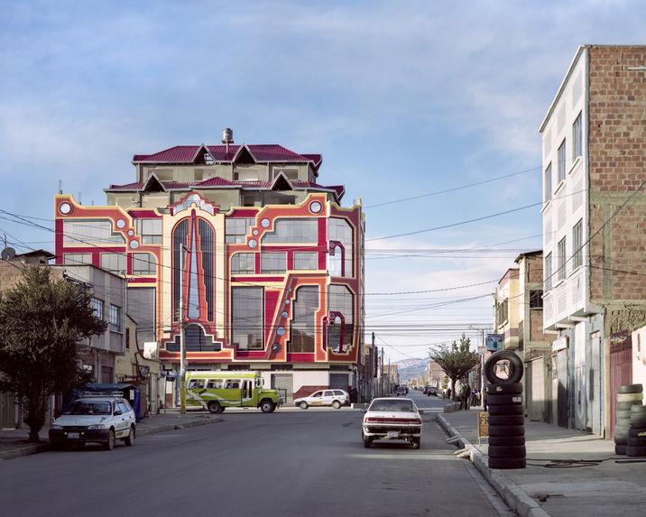 Cholet in Avenida Bolivia