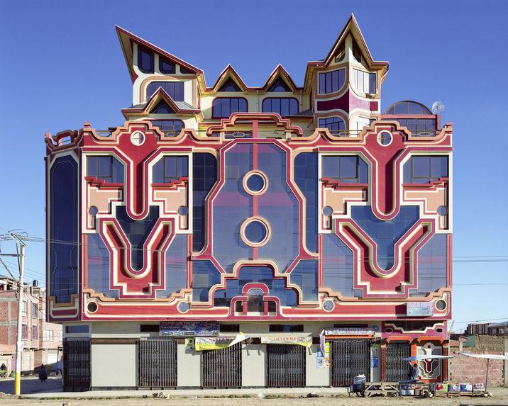Cholet designed by Franck Mamani