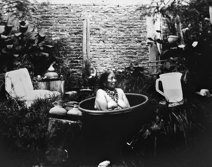 Mama Matilde's daydream bath
