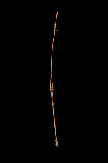 Corde à arc, lance boulettes