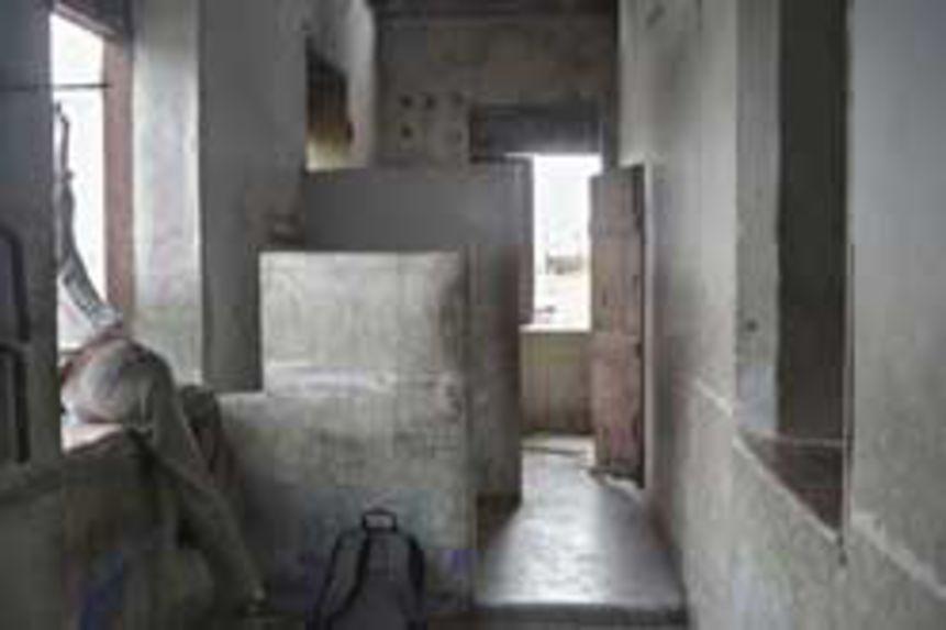 Investigations to preserve building, Porto-Novo, Benin, 2007