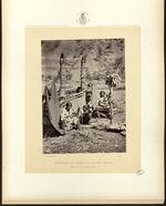 Aboriginal life among the Navajoe Indians, near old Fort Defiance, N. M