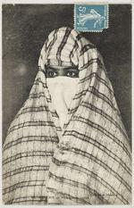 Algérie - Mauresque voilée
