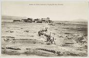 Soldats du Sultan marocain à Figuig (Ex-Sud Oranais)