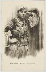 Alger - Mauresque - Costume riche
